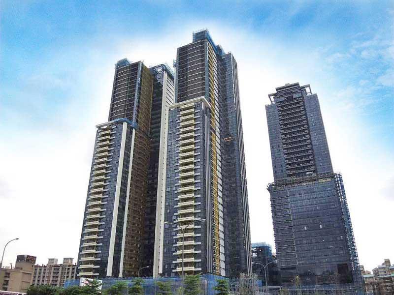 宜華大直國際觀光旅館集合住宅