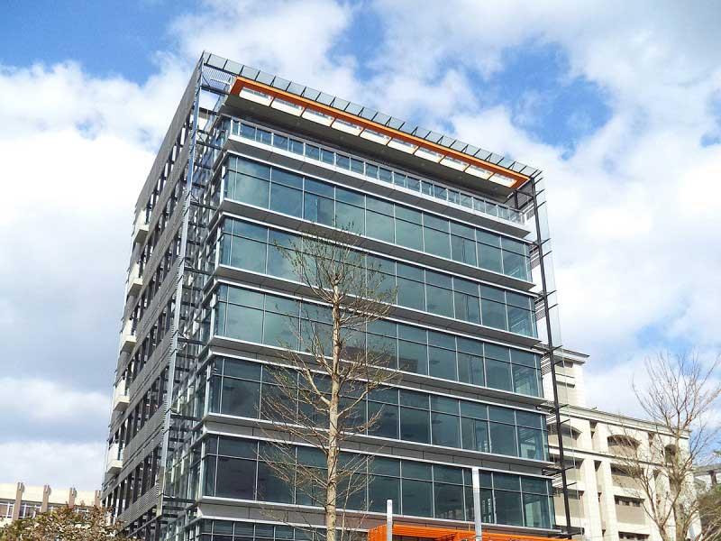 矽能科技廠房大樓